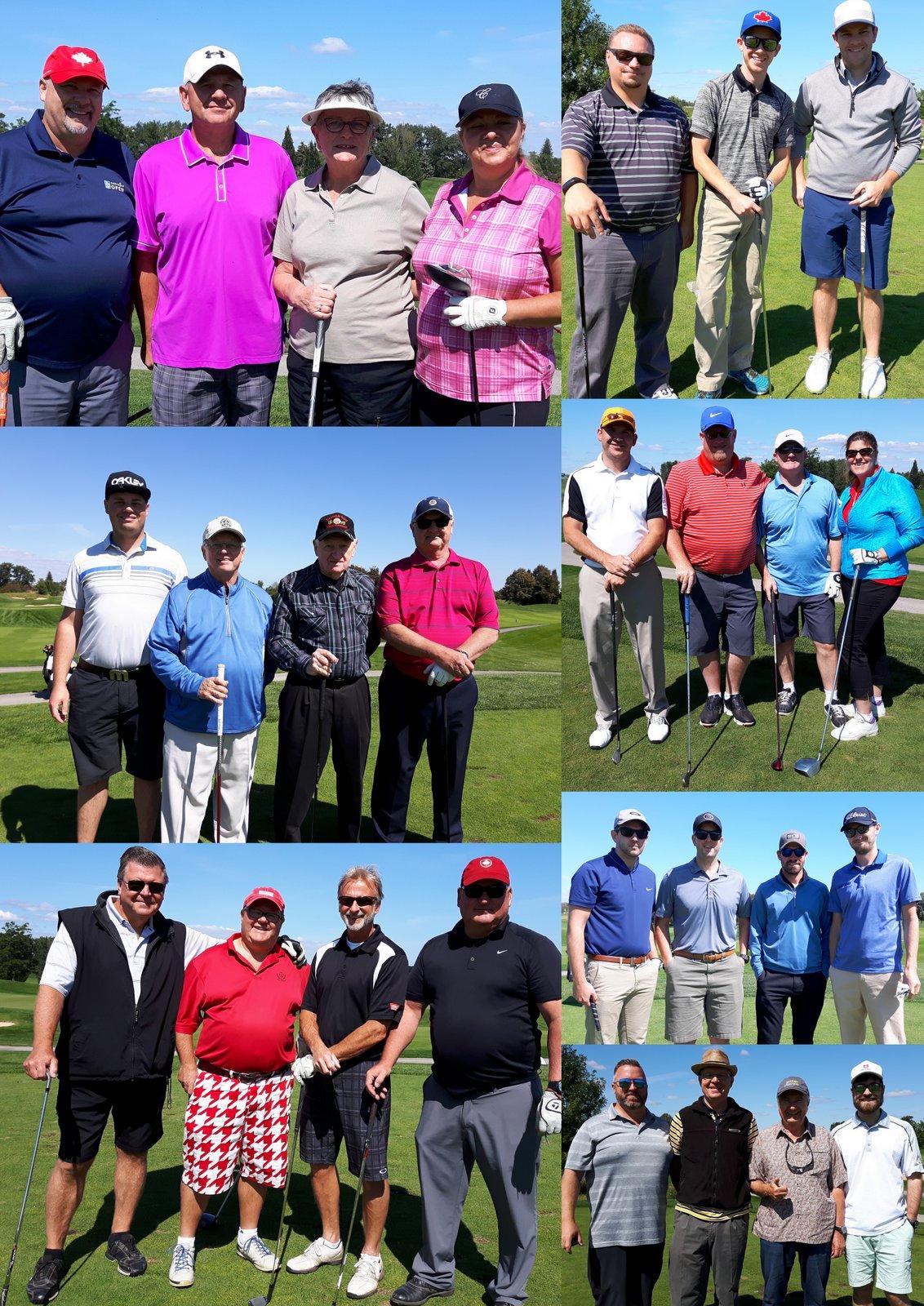 Celebrity golf tournament canada